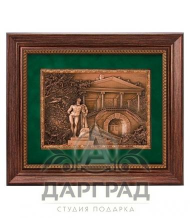 Купить подарок из Пушкина Рельефное панно «Камеронова галерея»