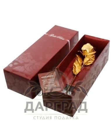 Купить Золотая роза в интернет магазине