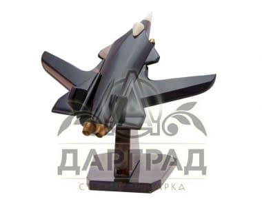подарок военному каменный самолет