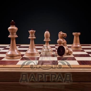 """Купить Шахматы """"Классика"""" (красные-белые) в Санкт-Петербурге"""