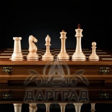 купить Шахматы «Стаунтон» (фаворит) в СПб