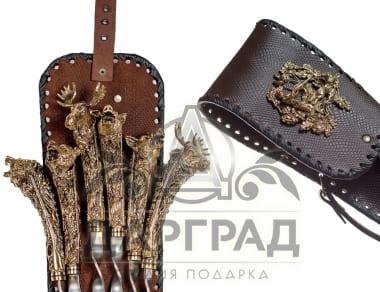 Шампуры Трофейные подарок охотнику в СПб