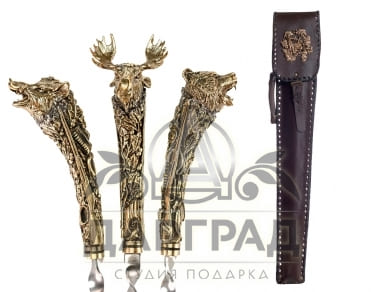 Купить Шампуры Трофейные в магазине подарков Дарград