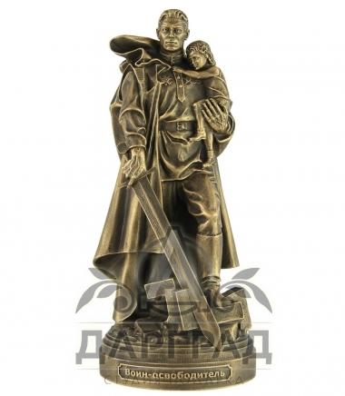 Статуэтка «Воин-освободитель» в магазине подарков Дарград