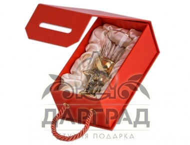 """Эксклюзивный подарок Стопка """"Строитель"""" (Архитектор и Прораб)"""