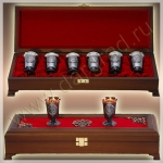 Подарочный набор «Императорская стопка»