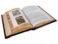 Книга в кожаном переплете «Кодекс самурая»