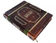 """Заказать Книга в кожаном переплете """"Виски. Атлас мира."""""""