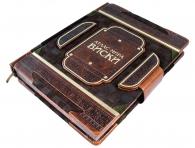 """Книга в кожаном переплете """"Виски. Атлас мира."""" купить в интернет магазине"""