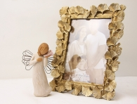 Купить Фигурка «Ангел. Думаю о тебе» (Willow Tree) в подарок женщине