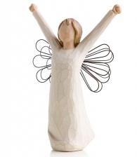 Фигурка «Ангел мужества» (Willow Tree)