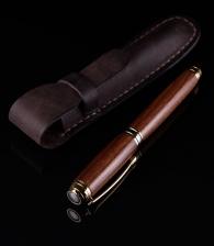 Ручка из натурального дерева в подарок
