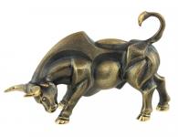Авторская статуэтка «Бык» купить в Санкт-Петербурге www.dargard.ru