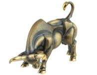 Изделие из бронзы Авторская статуэтка «Бык»