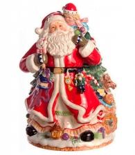 """Банка для хранения """"Дед Мороз"""""""