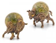 Купить фигурку бронзового быка в подарок