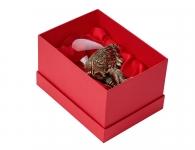 Бокал Мудрый руководитель из бронзы в подарочной коробке