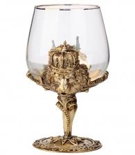 Бокал для крепких напитков «Царь зверей»