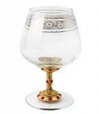 Купить Бокал для крепких напитков «Рубин» в магазине подарков Дарград Санкт-Петербург