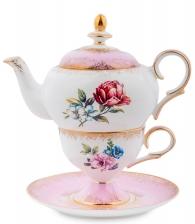 "Чайный набор ""Цветок Неаполя"""