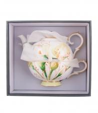 Чайный набор «Калла» красивая посуда