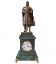 Кабинетные часы «Александр Невский»