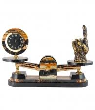 Настольные часы «Должок»