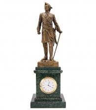 Кабинетные часы «Петр Великий»