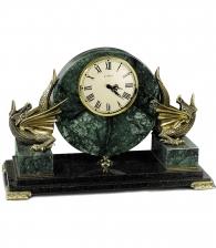 Настольные часы «Хранители времени»