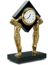 Настольные часы «Атланты»