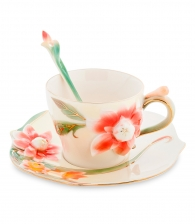 Чайная пара «Георгин»
