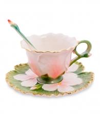 Чайная пара «Герань»