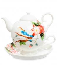 Чайный набор «Райская птица»