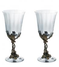Набор бокалов для вина «Смородина» (2 шт.)