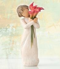 Фигурка «Цветы дружбы» (Willow Tree)