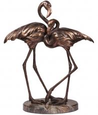 Скульптура «Фламинго»