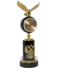 "Часы ""Орел"" (обсидиан)"