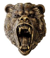 """Настенная композиция """"Медведь"""""""