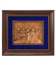 Рельефное панно «Грифоны Петербурга»