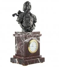 часы из камня на стол руководителю петр первый