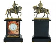 Купить Кабинетные часы «Юрий Долгорукий» в подарок руководителю
