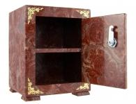 подарочный сейф из камня