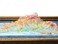 Объемная карта России