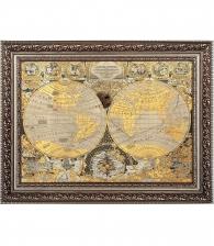 Карта средневекового мира (Златоуст)