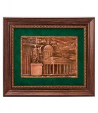 Рельефное панно «Казансий собор»