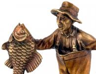 Дорогой подарок рыбаку