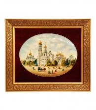 Лаковое панно «Кремль» ПРЕМИУМ