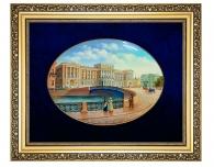Заказать деловой подарок Лаковая миниатюра панно «Мариинский дворец»