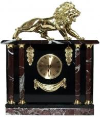 Настольный набор «Лев» (яшма)