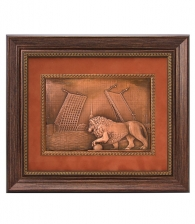 Купить Рельефное панно «Дворцовый мост» в магазине подарков дарград